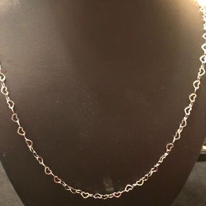 Jewelry - Heart chain necklace
